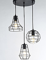 Simple creative Style/Retro Style/Lodge Nature Inspired Chic & Modern Country Traditional/Living Room Lights and hallway