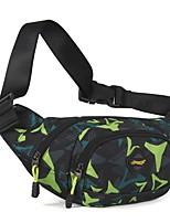 2 L Hüfttaschen Jagd Angeln Wandern Schnelles Trocknung tragbar Stoff Nylon