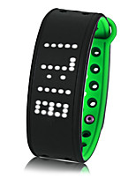 Smart Bracelet Water Resistant / Water Proof Long Standby Calories Burned Pedometers Exercise Record Sports Touch Screen Distance