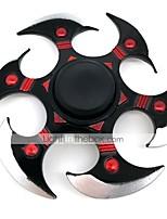 Fidget Spinner Inspirado por Naruto Naruto Uzumaki Animé Accesorios de Cosplay Aleación de zinc