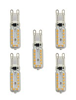 4W LED à Double Broches T 24 SMD 2835 320 lm Blanc Chaud Blanc AC 100-240 V G9