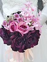 Свадебные цветы Букеты Свадебное белье Около 20 см
