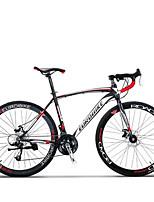 Cruiser велосипедов Велоспорт 27 Скорость 26 дюймы/700CC MICROSHIFT TS70-9 Дисковый тормоз Без амортизации Противозаносный Aluminum Alloy