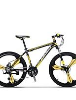 Горный велосипед Велоспорт 27 Скорость 26 дюймы/700CC MICROSHIFT TS70-9 Дисковый тормоз Передняя вилка с амортизацией Противозаносный