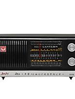 753F Rádio portátil Preto