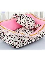 Собака Кровати Животные Корзины Розовый