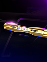 purificador del aire automotor del oro negro de la plata del ornamento del perfume del coche