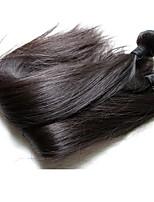 новые лучшие качества волос бразильские прямые пучки волос 500g 5pieces в продаже натуральный бразильский девственный материал