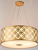 современная и контрактная гостиная столовая лампа кованое железо тёплый текстиль коридор коридор балкон спальня лампа droplight