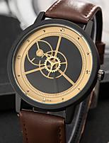 Mulheres Relógio de Moda Relógio de Pulso Único Criativo relógio Relógio Casual Quartzo PU Banda Pendente Legal Casual Criativo Luxuoso