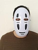 Máscara Inspirado por Hecho desaparecer Cosplay Animé Accesorios de Cosplay Máscaras Plástico Unisex
