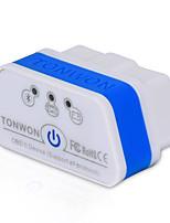 tonwon 2 bt3.0 elm327 obd2 диагностический сканер bluetooth3.0 проверить двигатель автомобиля поддерживают все протоколы obdii для android