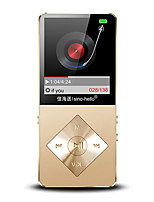 HiFiPlayer4 Гб 3,5 мм TF карта 128GBdigital music playerкнопка