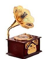 Music Box Toys Retro Furnishing Articles Unisex Pieces