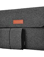 Dodocool Housse de soie pour feutre pour ordinateur portable 12 pouces Housse de transport UltraBook pour ordinateur portable avec sacoche