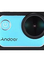 Mini Camcorder Высокое разрешение WiFi Водонепроницаемый Большой угол 4K Легко для того чтобы снести