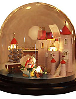 DIY KIT Balls Music Box Jigsaw Puzzle Toys Dome House Cartoon DIY Not Specified 1 Pieces