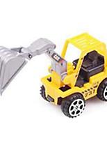 Excavator Vehicle Car Toys Plastics