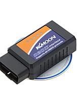 kkmoon usb escáner auto