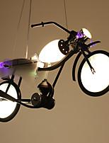 промышленные ветер droplight творческий личности украшение мотоцикл мальчик дети комната спальня магазин одежды ресторан бар droplight
