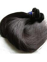 новое прибытие верхнее качество качества перуанские прямые виргинские пучки волос ткет 4pieces 400g продажа продажа натуральный черный