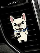 coche, aire, salida, parrilla, perfume, lindo, historieta, creativo, perrito, automotor, Aire, purificador