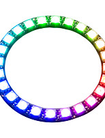 telesky ws2812b 5050 led smart rgb ring
