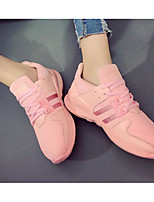 Women's Shoes Canvas Spring Summer Comfort Sneakers For Casual Blushing Pink Black White