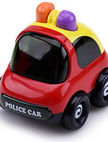 Educational Toy Pull Back Car/Inertia Car Vehicle Police car Toys Aircraft Car Simulation Not Specified Pieces