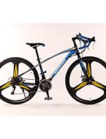 Cruiser велосипедов Велоспорт 24 Скорость 26 дюймы/700CC TX30 Дисковый тормоз Без амортизации Противозаносный Алюминиевый сплав Aluminum