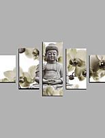 Холст для печати Абстракция,5 панелей Холст Горизонтальная С картинкой Декор стены For Украшение дома