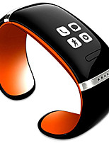Trendy Style L12S OLED Bluetooth Bracelet Watch Display Music Player/Anti - lost Function