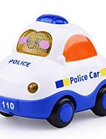 Полицейская машинка Экипаж Игрушки на солнечных батареях Пластик