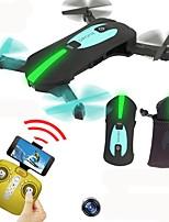 Dron JY018 4 Canales 6 Ejes Con Cámara 720P HD Altura WIFI FPV Modo De Control Directo Vuelo Invertido De 360 Grados Con Cámara
