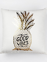 1 pcs Cotton Pillow Cover,Food printing Fruit Patterned