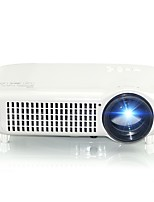 LCD WXGA (1280x800) Projector,LED 3500 High Definition Business Bulb Included LED indicator Portable Multi-function Remote Controlled