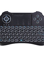 Clavier Sans fil 2,4 GHz Pour Android Box TV&TV Dongle