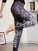 Mujer Estampado Estampado Legging