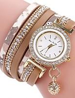 Жен. Детские Модные часы Часы-браслет Повседневные часы Китайский Кварцевый Секундомер Защита от влаги PU Группа Повседневная Креатив