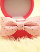 Collar Portable Breathable Adjustable Safety Polka Dot Bowknot Fabric
