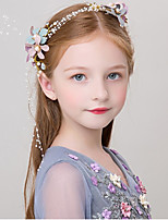 Kids' Girls Hair Accessories,All Seasons 100% Cotton Alloy