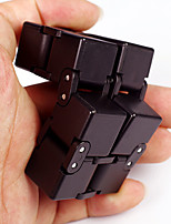 Fidget Infinity Cube Finger Hand Top Infinite Square Magic Cube EDC ADD ADHD Anti Anxiety Stress Reliever 1Pc