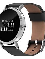 hhy nuova cv08 braccialetto intelligente impermeabile la frequenza cardiaca di pressione sanguigna monitoraggio del sonno movimento touch