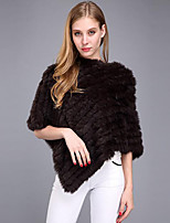 Women's Wrap Capelets Ponchos Faux Fur Wedding Party/ Evening