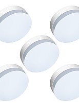 5PCS LED Surface Mounted 24W Ceiling Panel Light 160W Equivalent Incandecent Light