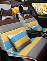 радуга мультфильм автомобиль подушка льняная подушка сиденье чехол сиденье четыре сезона общий все вокруг всего белье -2 #