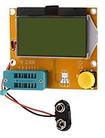 Testeur de transistors lcr - t4 - h pour un projet diy