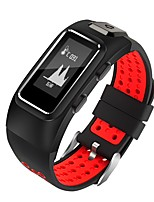 YY DB10 Smart Bracelet Water Resistant /Gps Movement Trajectory/High Temperature Air Pressure/Walking Running Riding a Variety Of Sports Patterns