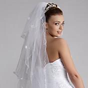 Three Layers Waltz Wedding Veil