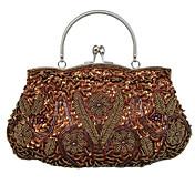 Gorgeous Silk Evening Bag Handbag Purse Clutch (7384). More Colors Available